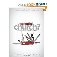 Essential Church Book